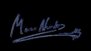 Firma Manu Nandez